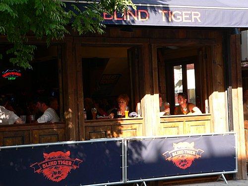 The Blind Tiger - Fast Food Restaurant Shreveport, LA